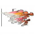Sava Gear 3D Octopus - 20 cm / 185 grs