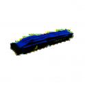 Fodero bolognese / surf con tasche termiche