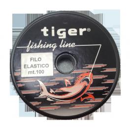 Filo elastico tiger