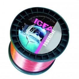 Monofilamento Powerline IGFA rosa