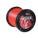Nylon Powerline IGFA rouge