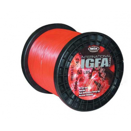 Monofilament Powerline IGFA red