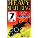 Shout Heavy Split Ring