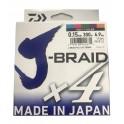 DAIWA J-BRAID X 4 - 300 Mètres