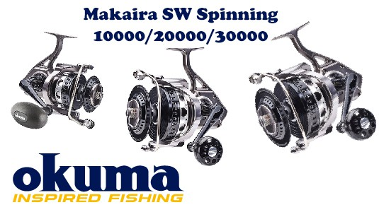 Makaira SW Spinning
