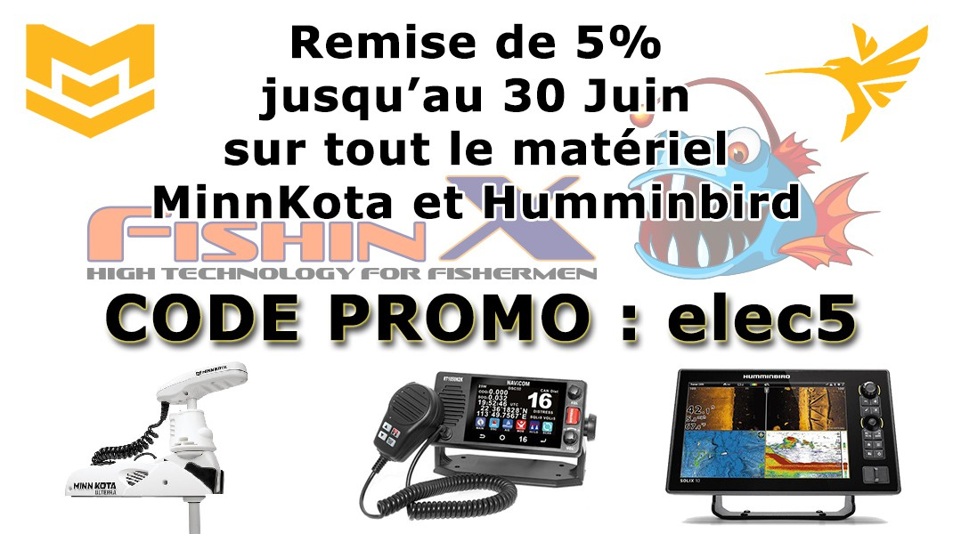 Promotion Electronique 5%